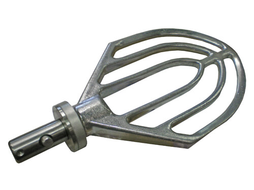 Алюминиевая лопатка для Saturne 60 60
