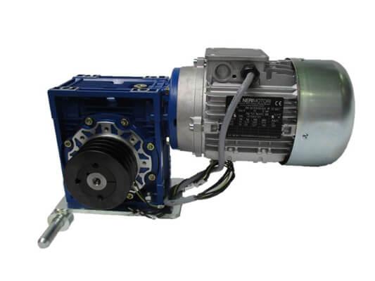 Мотор-редуктор SPIRAL