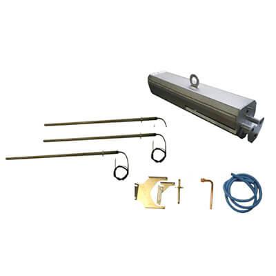 Комплект парогенератора hexa 920
