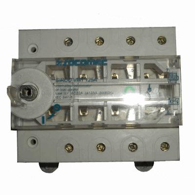 Переключатель SIRCO 4x125A