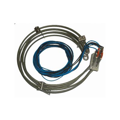 Электрический теплообменник 8 кВт для Krystal