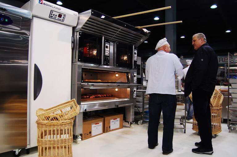 Выставка Хлебопекарня и кондитерская индустрия 2017 в Киеве