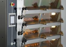 Подовая печь Omega 2, 5 яруса 2 ряда 800 мм