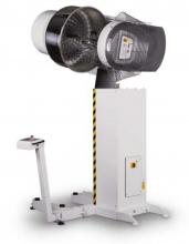 Тестомес спиральный самовыгружающийся Spiral TL 200